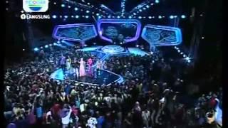 Iyeth Bustami, Eva, subro, Deswa, Dona - Syahdu - Konser Kemenangan - DAcademy