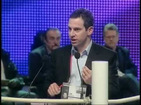 Sam Harris  How difficult would it be to improve the bible?