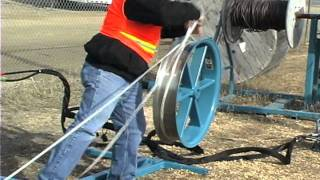 CONDUX - Fiber Optic Cable Puller