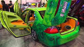 معرض الشرق الاوسط لتعديل السيارات