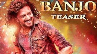 Banjo Official Teaser 2016 | Riteish Deshmukh & Nargis Fakri | Directed By Ravi Jadhav