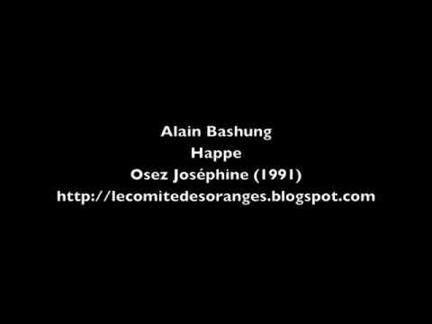Alain Bashung - Happe