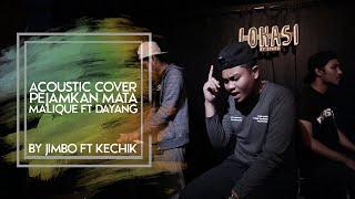 Malique ft Dayang Nurfaizah - Pejamkan Mata Official Cover (LOKASI ft Jimbo & Kechik) #LOKASICOVER