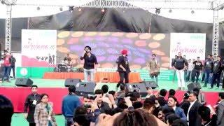 Live Performance Of Raftaar   Swag Mera Desi   Vidya Knowledge Park