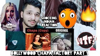 Bollywood Chapa Factory Part 1   Shocking Indian Reaction.