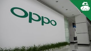 OPPO Factory and Office Visit!