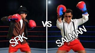 Salman Khan Vs Shahrukh Khan Rap Battle || Shudh Desi Raps
