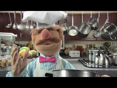 Pöpcørn Recipes with The Swedish Chef The Muppets