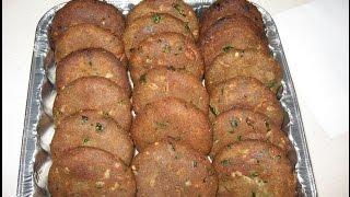 Shami kabab by hamida dehlvi l Shami kabab recipe