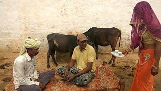 पति पत्नी की जबरदस्त नोंक झोंक कॉमेडी वीडियो | Haryanvi, Rajasthani, Marwari, Bagri Comedy & Funny |