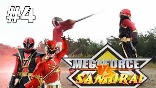 Power Rangers: Megaforce Vs Samurai 04(FANMADE)Lat