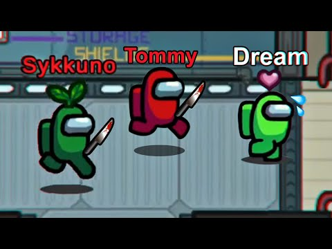 THE MOST CUNNING IMPOSTOR DUO ft. Dream TommyInnit & more