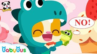 Baby Kitten, It's not Candy | Play Safe Song | Nursery Rhymes | Baby Song | Kids Learning | BabyBus