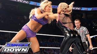 Natalya vs. Charlotte: SmackDown, Jan. 28, 2016