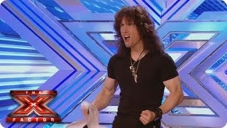 Fil Henley gets the Judges angry: EPISODE 1 PREVIEW - The X Factor UK 2013