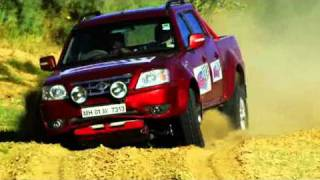 Tata Xenon Full Throttle