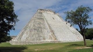 The Mayan Sacred Sites: Chichen Itza, Uxmal, Palenque, Copán and Tikal