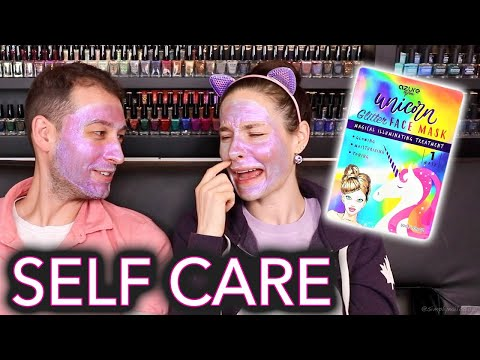 Testing holographic face masks couples therapy what he really thinks of me