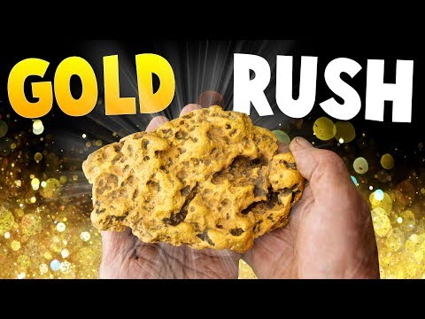 Largest Gold Nugget In 40 Years Gold Rush The Game Gameplay