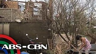 TV Patrol: Mga bahay at gusali sa Cagayan, winasak ng super bagyong 'Lawin'