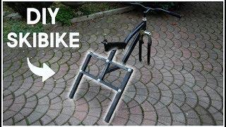 Make A Skibike | Snowtrike | Part 2