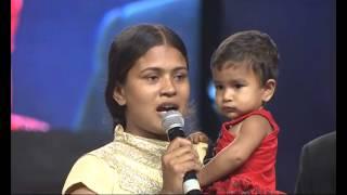 God's strength (English - Hindi) - Sis. Evangeline Paul Dhinakaran