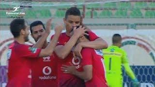 أهداف مباراة بتروجت vs الأهلي | 1 - 2 الجولة الـ 33 الدوري المصري 2017 - 2018