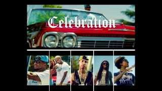 Chris Brown Ft Tyga Wiz Khalifa Y Lil Wayne~Celebration~