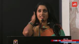கருப்பன் ப்ரீஸ்ட்மேட் | Tanya's Speech | Karuppan Movie PressMeet | Vijay Sethupathi | YOYO TV Tamil