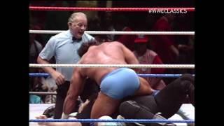 WWE Classics- Madison Square Garden 1/25/88
