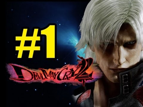 Devil May Cry 2: Part 1 - Farewell Dante