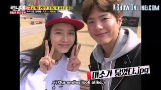 [ENGSUB] Running Man Episode 293 Park Bo Gum Support Song Ji Hyo