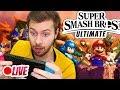 LIVE SUPER SMASH BROS ULTIMATE - Histoire SOLO - Nintendo Switch
