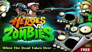Heroes Vs Zombies Preview HD 720p