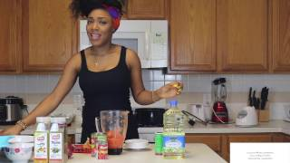 How to make Red tomato nigerian stew