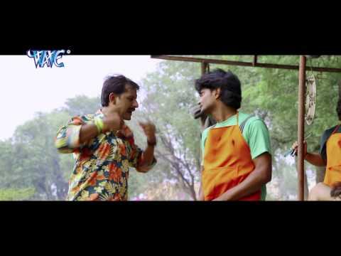 M.L.A का पिए हु  M.L.A Ka P.A Hu Shola Shabnam - Bhojpuri Comedy  Scence - Kheshari Lal Yadav