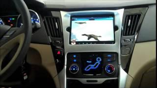 Custom Ipad Mini Install - 2012 Hyundai Sonata by Simplicity In Sound
