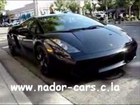 nador cars 2010