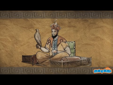Xxx Mp4 Aurangzeb The Mughal Emperor History Of India Educational Videos By Mocomi Kids 3gp Sex
