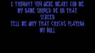 Roll The Credits - Paula DeAnda With Lyrics