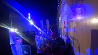 Ash king - Auntyji LIVE (drum cam)