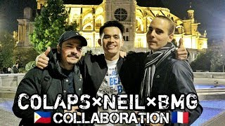 Neil Llanes | Colaps, Neil & Bmg Collaboration