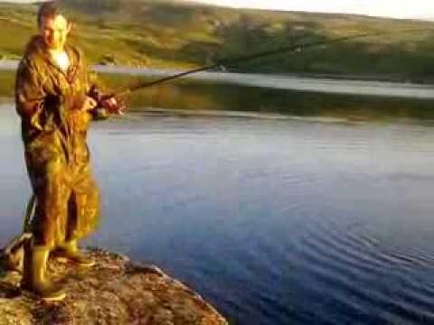 кумжа рыбалка на кольском полуострове