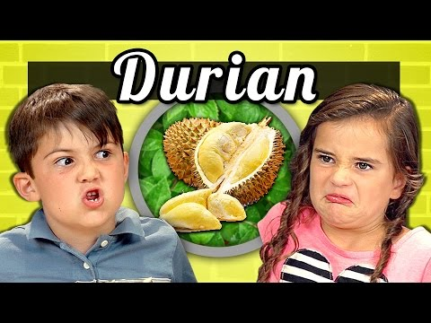 KIDS vs. FOOD 16 DURIAN
