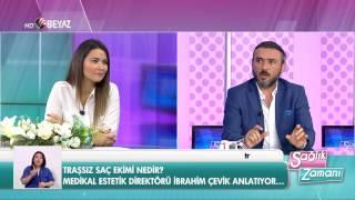 İbrahim Çevik & İrfan Aydın - Beyaz TV Sağlık Zamanı - 04.06.2017