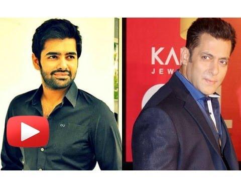 Salman Khan All Praises Of South Star Ram Pothineni