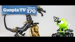 Gunpla TV – 170 – New kits! Star Wars Eggs! Godzilla Tanks! - Hlj.com