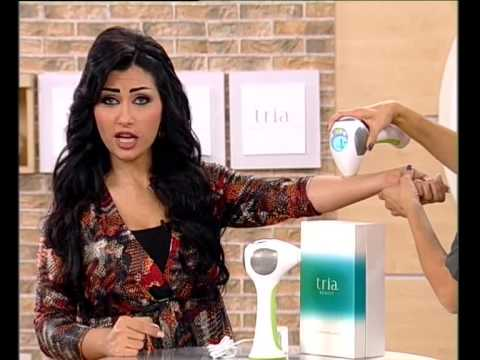 Tria Hair Removal Laser Citrusstv