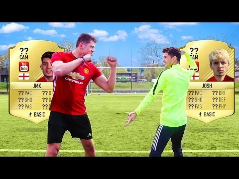 FIFA 18 FOOTBALL CHALLENGES vs THEBURNTCHIP