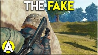 THE FAKE - PLAYERUNKNOWN'S BATTLEGROUNDS (Duo)